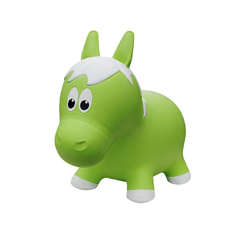 Farm Hoppers: Horse - Green