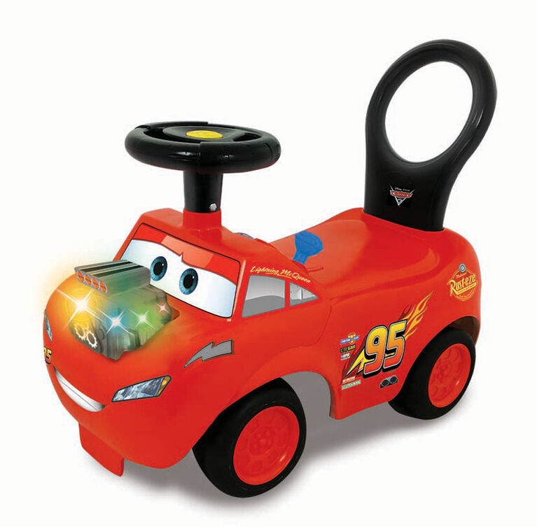 Light n' Sound Activity Ride On - Cars