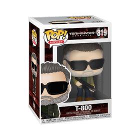 Figurine en Vinyle T-800 Par Funko POP! Terminator: Dark Fate