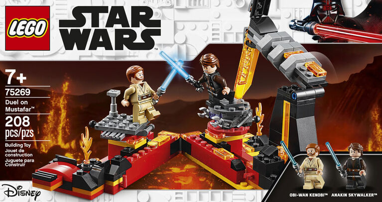 LEGO Star Wars TM Duel on Mustafar 75269