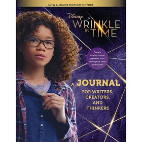 A Wrinkle in Time: A Journal for Writers, Creators, and Thinkers
