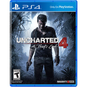 PlayStation 4 - Uncharted 4: A Thief's End