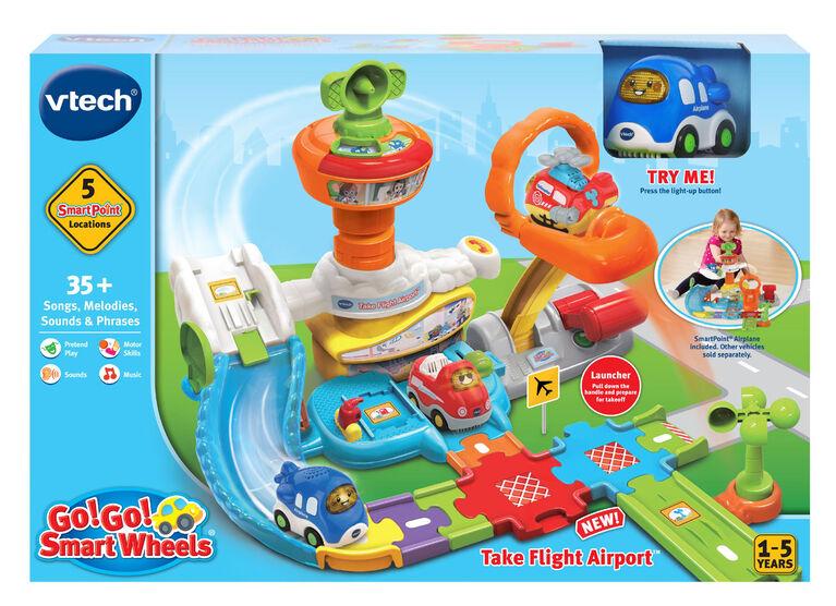 VTech® Go! Go! Smart Wheels® Take Flight Airport™ - English Edition
