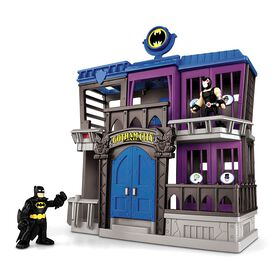 Imaginext DC Super Friends Prison de Gotham