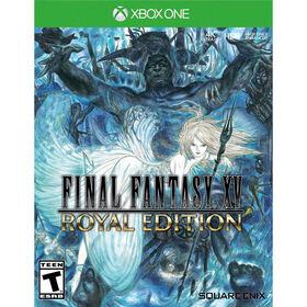 Xbox One - Final Fantasy XV Royal Edition