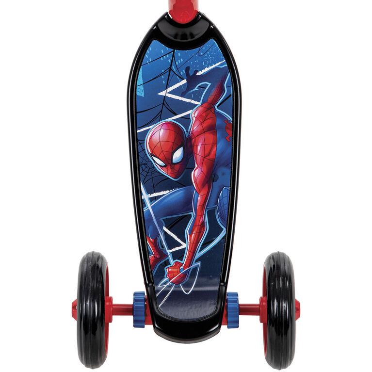 Huffy Marvel Spider-Man - Trottinette à 3 roues
