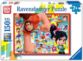 Ravensburger - Wreck it Ralph Puzzle 150pc