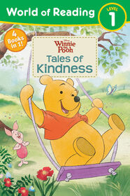 World Of Reading Winnie The Pooh Tales - Édition anglaise