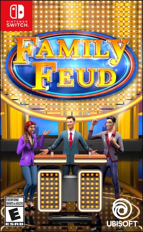 Nintendo Switch Family Feud