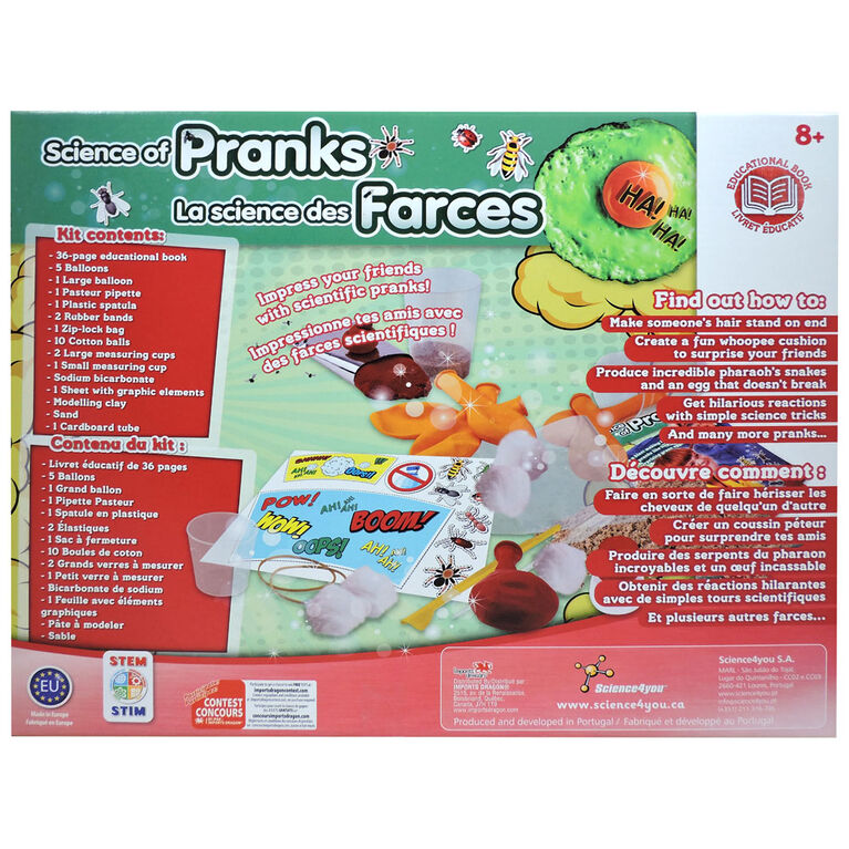 Science4you - Science of Pranks
