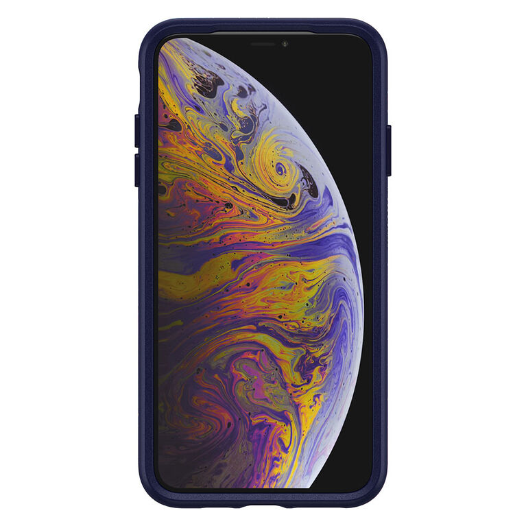 Otterbox Otter + Pop Symmetry iPhone XS Max Blue