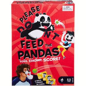 Please Feed the Pandas