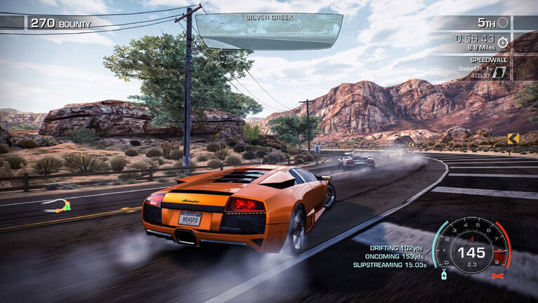 PlayStation4 Need For Speed Hot Persuit Remaster