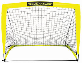 Franklin Sports Blackhawk 4' X 3' Portable Soccer Goal