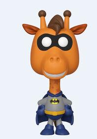Figurine en vinyle Geoffrey Batman par Funko POP! Notre exclusivité