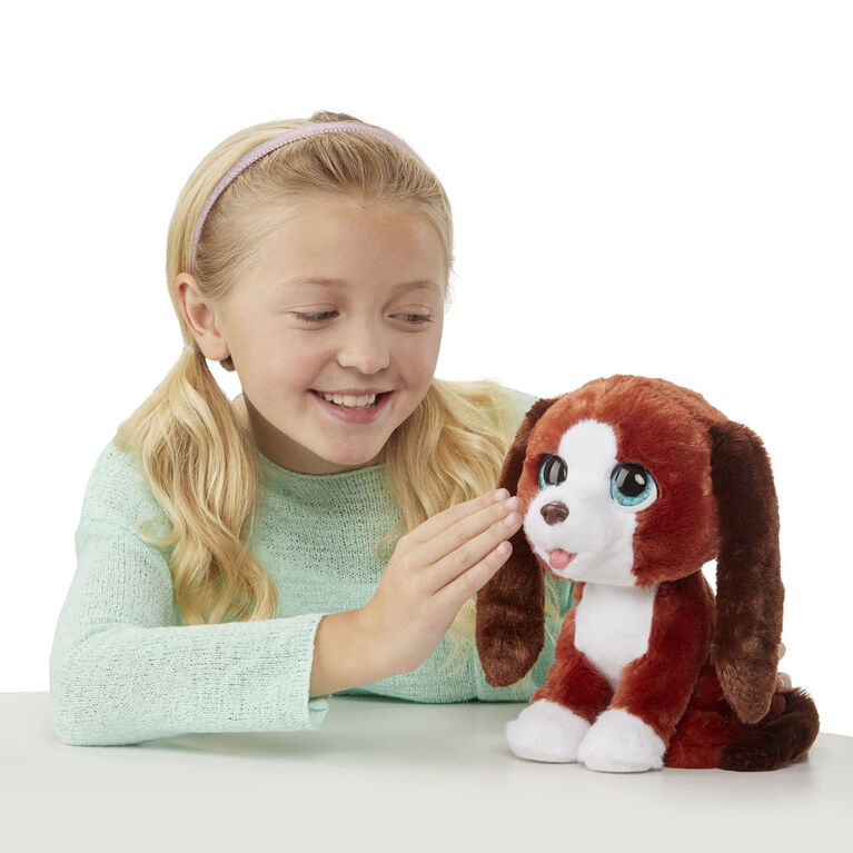 furReal Howlin' Howie Interactive Plush Pet