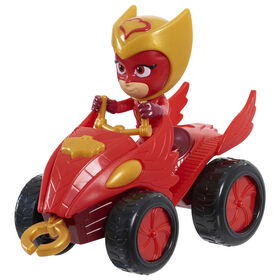 PJ Masks Mystery Mountain Quads - Owlette