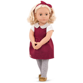 Our Generation, Ivory, 18-inch Holiday Doll