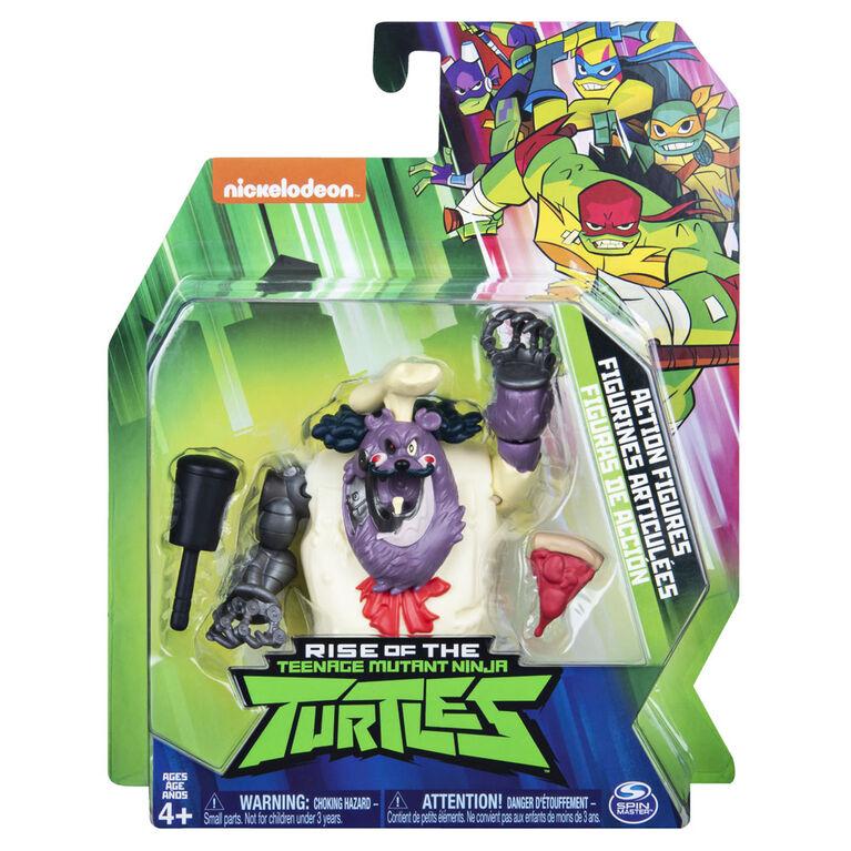 Rise of the Teenage Mutant Ninja Turtles - Albearto Action Figure