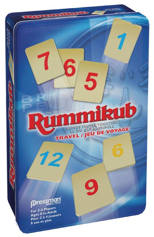 Pressman Rummikub Travel Tin