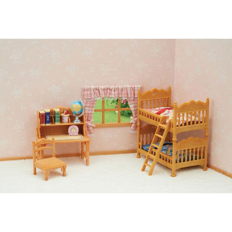 Calico Critters - Children's Bedroom Set