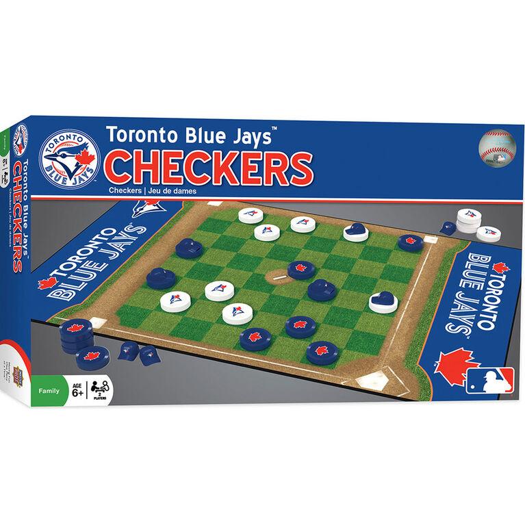 Toronto Blue Jays Jeu de dames