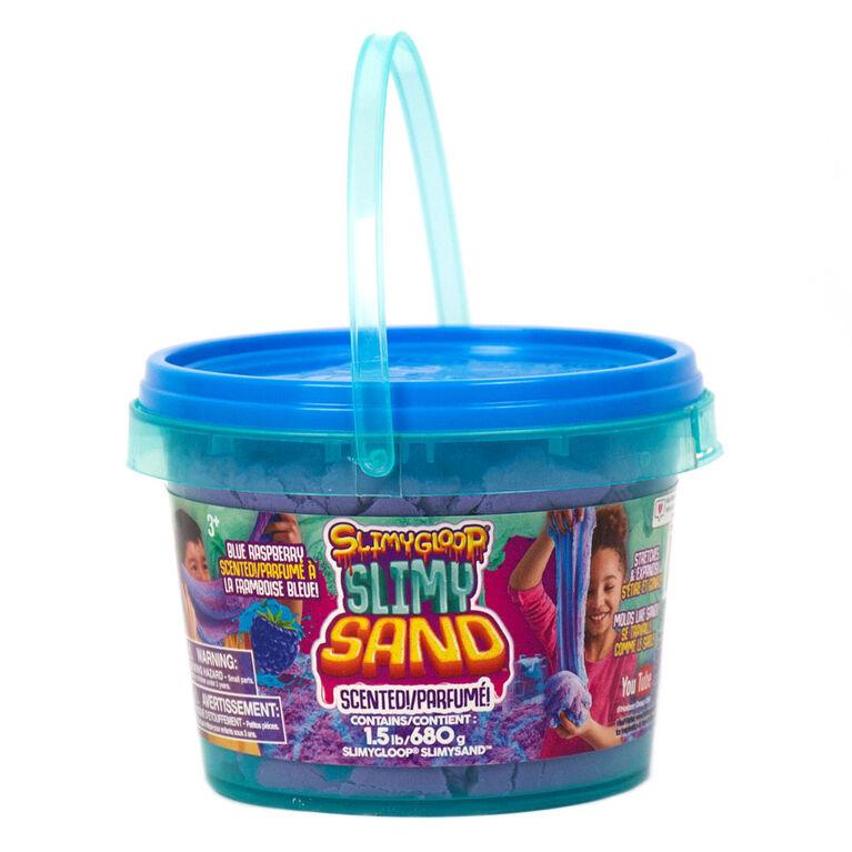 Silmysand Marbled Bucket Blue/Purple
