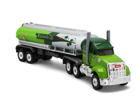 Diecast Big Rig Tanker Truck