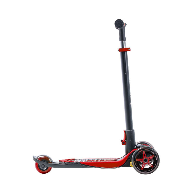 Y Glider Xl Deluxe 40 Scooter Red