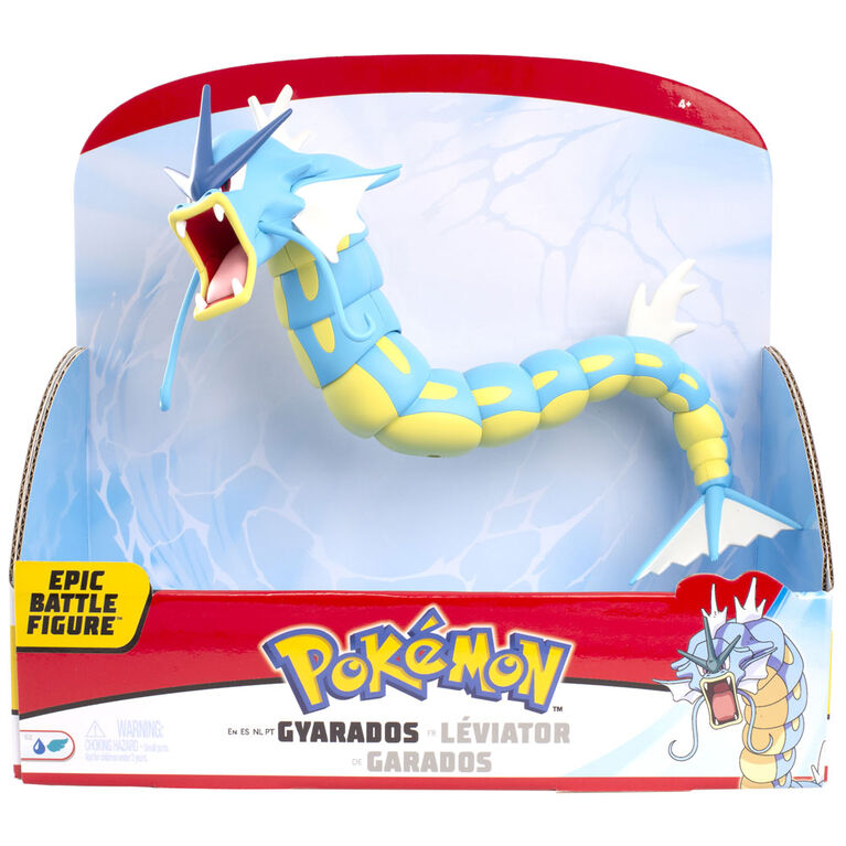 "Pokémon 12"" Epic Battle Figure - Gyarados"