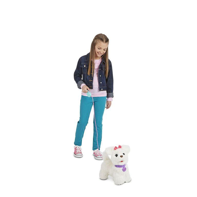 FurReal Friends - Get Up & GoGo Mon chien qui marche. - Notre Exclusivité