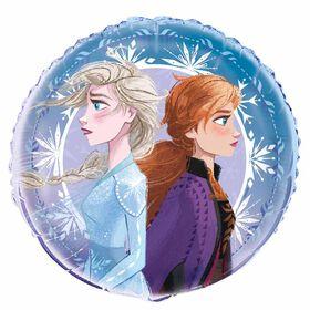 """Frozen Round Foil 18"""""""