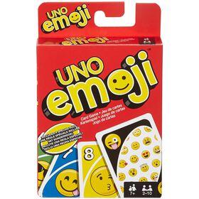 Jeu de Cartes UNO Emoji
