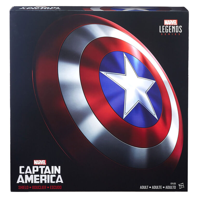 Hasbro Marvel Legends Series Captain America Shield