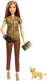 Barbie - Poupee Photojournaliste