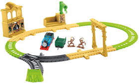 Fisher-Price Thomas & Friends TrackMaster Monkey Palace Set