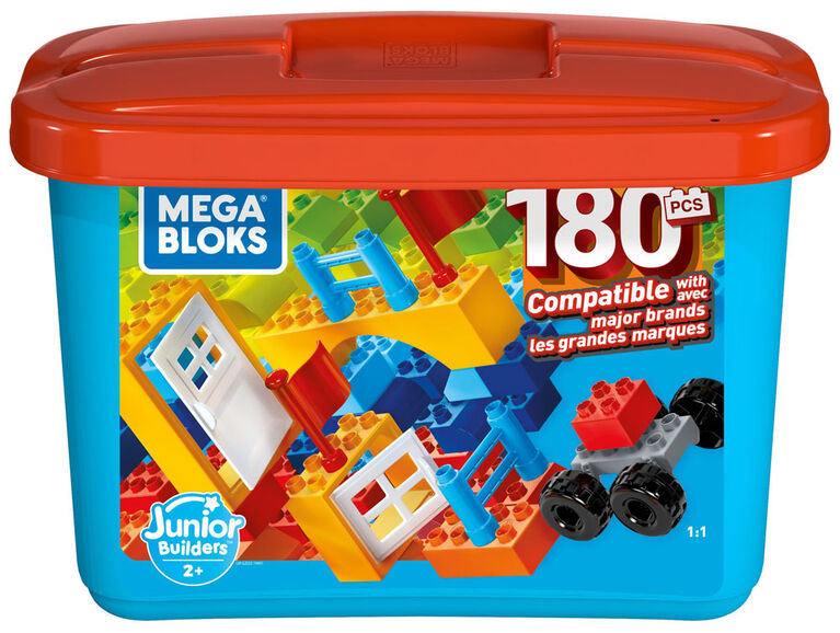 Mega Bloks - Mini Seau Creation - Grand