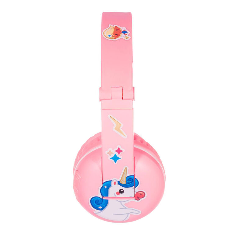 BuddyPhones Play Wireless, Sakura Pink
