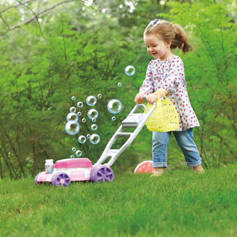 Fisher-Price - Tondeuse A Bulles - Rose