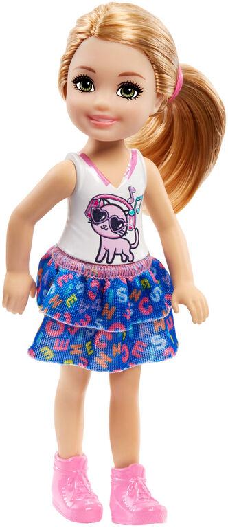 Barbie Club Chelsea Doll - Cat