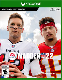 Xbox One-Madden Nfl 22