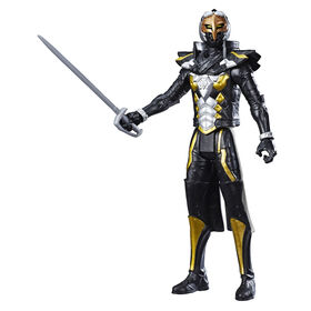 Power Rangers Beast Morphers Cybervillain Robo-Blaze Action Figure