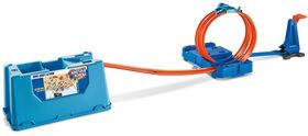 Hot Wheels - Track Builder - Boîte Multicascades.
