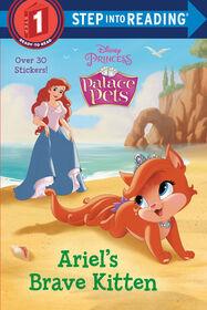 Ariel's Brave Kitten (Disney Princess: Palace Pets) - English Edition