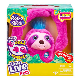 Little Live Pets - Rollo le Paresseux