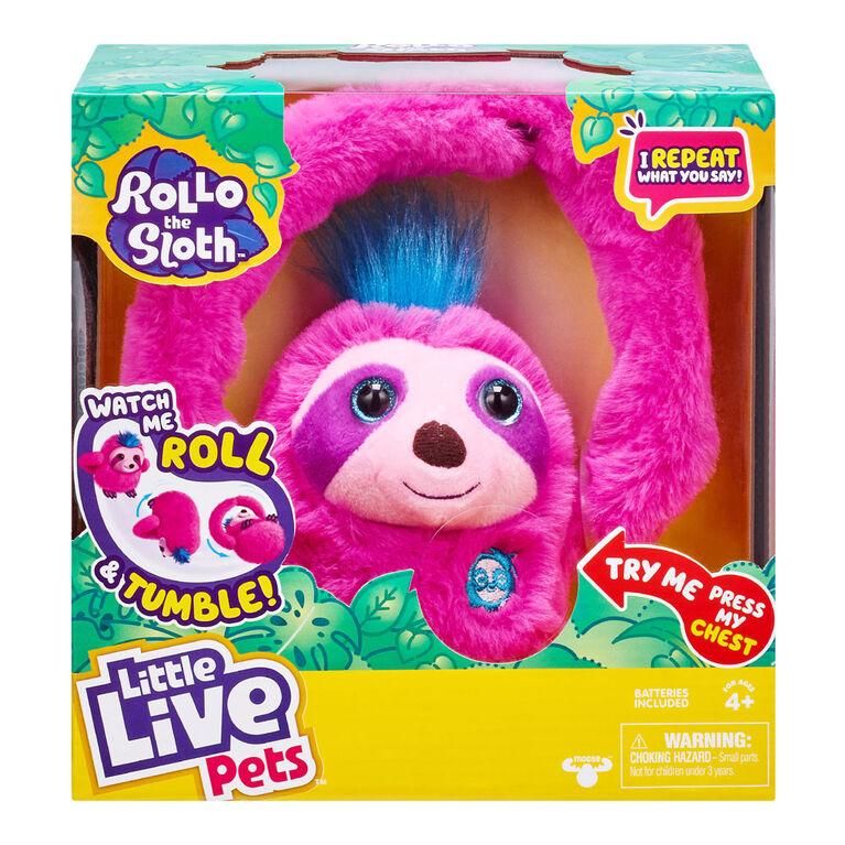 Little Live Pets - Rollo le Paresseux