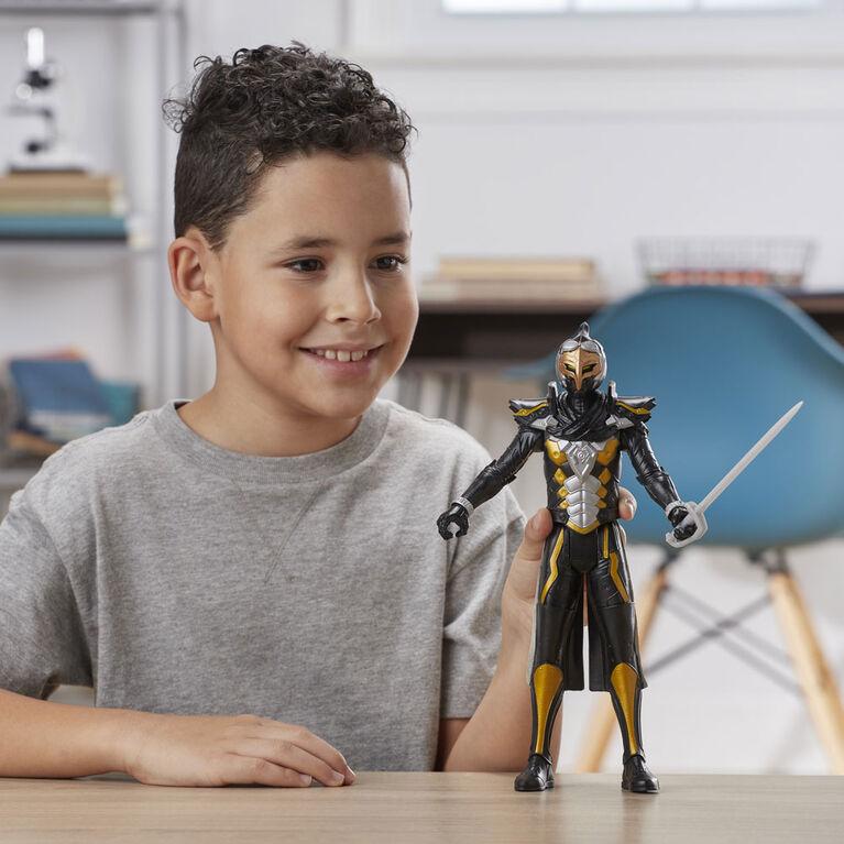 Power Rangers Beast Morphers - Figurine jouet de 30 cm du cybervilain Robo-Blaze