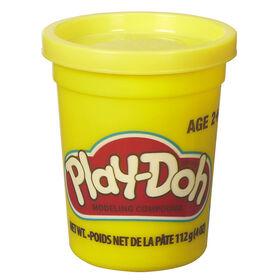 Play-Doh Pot individuel - Jaune