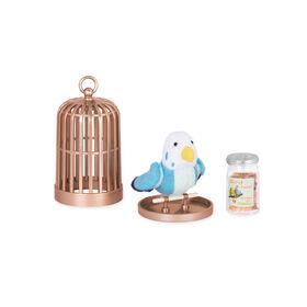 Pet Bird Set, Our Generation, Animal en peluche pour poupées de 18po