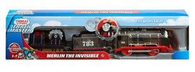 Fisher-Price Thomas & Friends TrackMaster Merlin the Invisible Engine